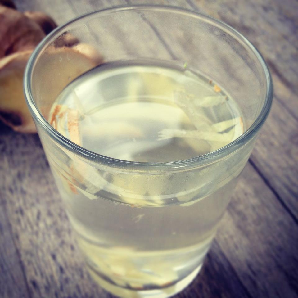 Ginger Water
