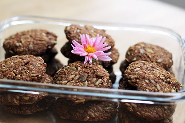 wholesome ayurvedic sugar free cookie recipe!